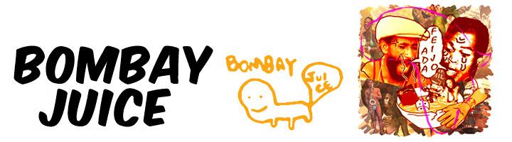 BOMBAY JUICE  ダブ・ファンク・ムービー Tシャツ
