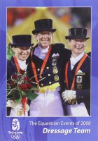 馬場 OLYMPIC 2008 DRESSAGE TEAM DVD