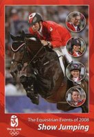 障害 OLYMPIC 2008 SHOWJUMPING DVD