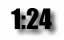 1:24スケール