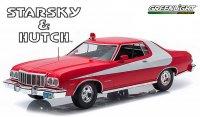 グリーンライト ArtisanCollection スタスキー&ハッチ 1974 フォード グラントリノ 1:18