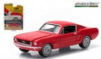 グリーンライト HOBBY EXCLUSIVE 1965 フォード T5 (マスタング ファストバック) レッド 1:64