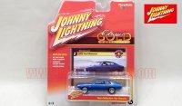 ジョニーライトニング CLASSIC GOLD COLLECTION #A 1971 フォード マーベリック ブルー 1:64