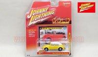 ジョニーライトニング CLASSIC GOLD COLLECTION #A 1975 VW スーパー ビートル Conv. イエロー 1:64