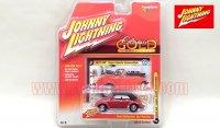 ジョニーライトニング CLASSIC GOLD COLLECTION #A 1975 VW スーパー ビートル Conv. レッド 1:64