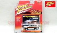 ジョニーライトニング CLASSIC GOLD COLLECTION #A 1981 ジープ ワゴニア ホワイト 1:64