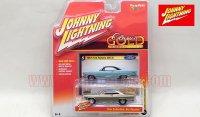 ジョニーライトニング CLASSIC GOLD COLLECTION #A 1967 フォード フェアレーン ベージュメタリック 1:64