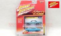 ジョニーライトニング CLASSIC GOLD COLLECTION #A 1967 フォード フェアレーン ターコイズ 1:64