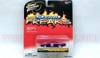 ジョニーライトニング StreetFreaks 1972 プリムス ロードランナー 1:64