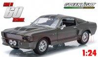 グリーンライト 1967 シェルビー GT500 60セカンズ エレノア 1:24