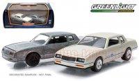 グリーンライト FIRSTCUT 1984 シボレー モンテカルロ SS 2台セット 1:64