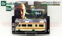 グリーンライト 1986 フリートウッド バウンダー RV ドラマ「BREAKING BAD」 1:64 GreenMachine