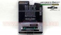 グリーンライト ブラックバンディット#13 1972 シボレー C10 キャンパー 1:64 GreenMachine