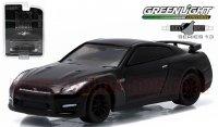 グリーンライト ブラックバンディット#13 2015 日産 GT-R(R35) 1:64