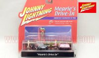 JL Mearle's Drive-in ジオラマ 2台セット 1:64