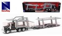 ニューレイ ケンワース W900 トランスポーター(積載車) 1:43
