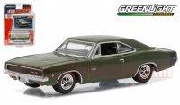 グリーンライト GL MUSCLE #15 1968 ダッジ チャージャー R/T HEMI グリーン 1:64