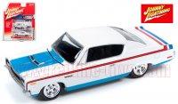 ジョニーライトニング MUSCLE CARS U.S.A #A 1970 AMCレベル The Machine ホワイト 1:64