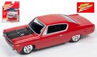 ジョニーライトニング MUSCLE CARS U.S.A #A 1970 AMCレベル The Machine レッド 1:64