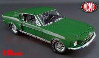 ACME 1968 シェルビー GT350 WT7081 グリーン 1:18