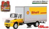 グリーンライト TRUCKS インターナショナル デュラスター Shell Oil 1:64