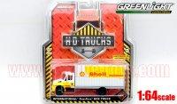 グリーンライト TRUCKS インターナショナル デュラスター Shell Oil 1:64 GreenMachine