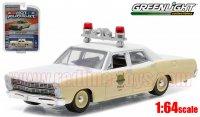 グリーンライト  HOT PURSUIT #18 1967 フォード カスタム AZ, PHOENIX 1:64