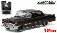 グリーンライト ブラックバンディット #15 1955 キャデラック フリートウッド シリーズ60 スペシャル 1:64