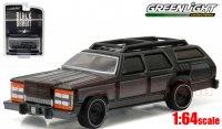 グリーンライト ブラックバンディット #15 ワゴン キング 1:64