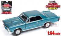 RACING CHAMPIONS MINT #1A 1965 ポンティアック GTO ブルー 1:64