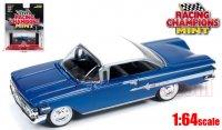 RACING CHAMPIONS MINT #1A 1960 シボレー インパラ ブルー 1:64