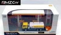 RMZ CITY ジオラマ SHELL サービスステーション w/ タンカー 1:64