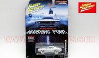 JL 1970 ダッジ チャレンジャー R/T 映画「バニシング・ポイント」 1:64 WhiteLightning