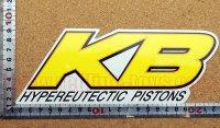 KB ステッカー(L) 縦7.8�×21.0�