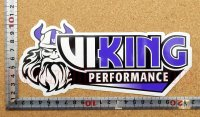 VIKING PERFORMANCE ステッカー(L) 縦9.3�×横20.4�