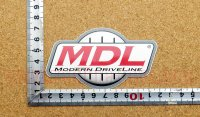 MDL ステッカー(S) 縦5.7�×10.2�