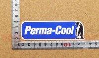 Perma-Cool ステッカー(S) 縦3.5�×横11.5�