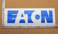 EATON ステッカー(LL) 縦9.2�×横27.5�