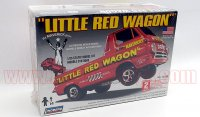 Lindberg LITTLE RED WAGON 1:25 プラモデル