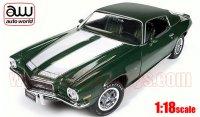 オートワールド 1970 シボレー カマロ Z28 MUSCLE CAR & CORVETTE NATIONALS 1:18