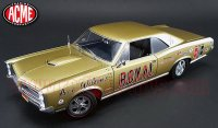 ACME Ace Wilson's Royal 1966 ポンティアック GTO Tiger Drag Car 1:18