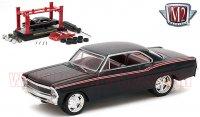 M2 ModelKit&AutoLift #14 1967 シボレー ノバ