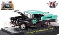 M2 AutoMods #6 1955 シボレー ベルエア HT カスタム 1:64