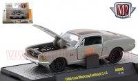 M2 AutoMods #6 1968 フォード マスタング ファストバック 2+2 1:64