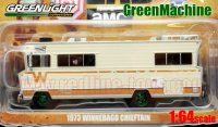 GL H.D.Trucks #10 1973 WINNEBAGO CHIEFTAIN w/ アクセサリー 1:64 GreenMachine