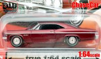 AW 1966 シボレー インパラ SS HT レッド1:64 ChaseCar