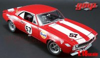 GMP 1967 シボレー カマロ Z28  HEINRICH CHEVY-LAND #57 1:18