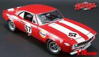 GMP 1967 シボレー カマロ Z28  HEINRICH CHEVY-LAND #57 1:18
