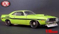 限定500個 ACME 1970 ダッジ チャレンジャー トランザム ストリート ver. 1:18