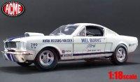 ACME 1965 シェルビー GT350 Mel Burns 1:18